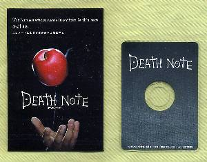 CD『DEATH NOTE 前編』