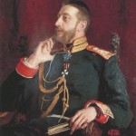 コンスタンチン・コンスタンチーノヴィチ大公の肖像