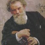 ウラジーミル・コロレンコの肖像